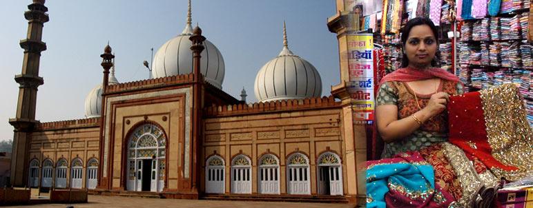 Aligarh India  City new picture : Shop in Aligarh, Ravi Saree, Goyal Saree, Shree Ji Saree in Aligarh ...
