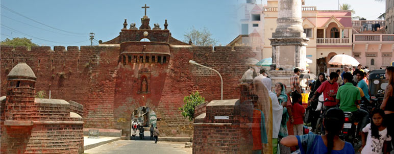 Diu India  city pictures gallery : The city of diu is in the union territory of Daman and diu. Diu has ...