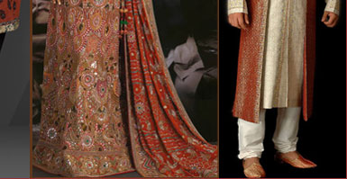 Sherwani in Rust