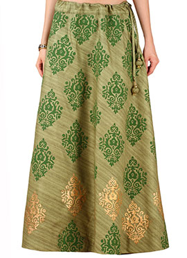 Studiorasa Green Skirt