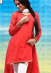 Stylish Sonakshi Style Bullett Raja Churidar Suit