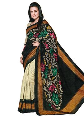 Ameesha Patel Half N Half Saree