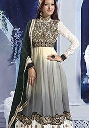 Appealing Georgette Aaliya Floor Length Anarkali S