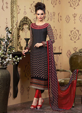 Black Salwar Suit