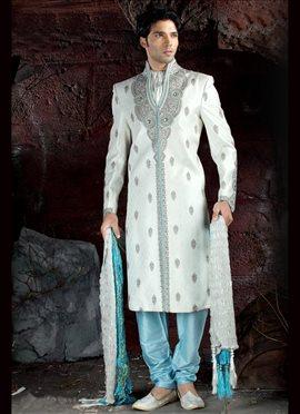 Charming Designer Sherwani
