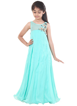 Chiquitita By Payal Bahl Kids Gown