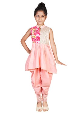Chiquitita Gota Shirt With Dhoti Pants
