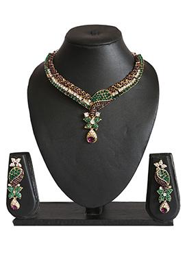 Floral Traditsiya Necklace Set