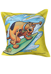 Green Warner Brother Scooby Doo Cushion Cover