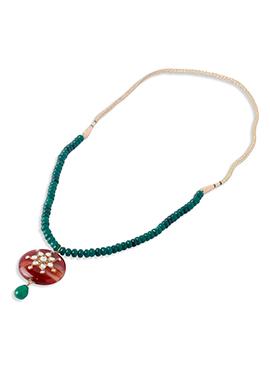 Karmic Kabira Semi Precious Beaded Necklace
