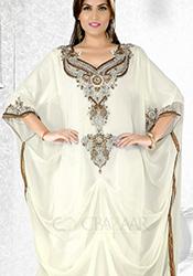 Mystic Cream Farasha Kaftan
