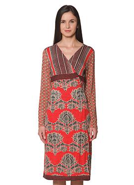 Red Label Ritu Kumar Dress