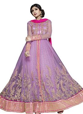 Shilpa Shetty Ankle Length Anarkali