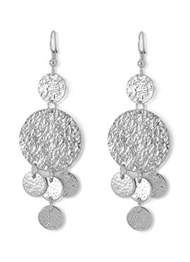 Silver Color Dangler Earring