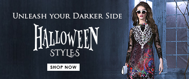 Indowestern Halloween collections