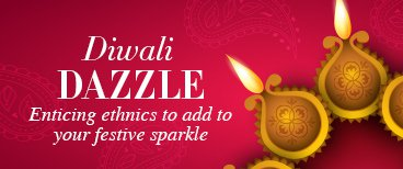 Dress to Dazzle - Coz its Diwali
