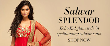 Readymade Salwar Kameez for this EID