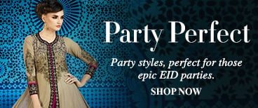 Party Wear EID Collection