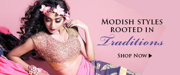 Rich and Traditional Embroidered Sarees