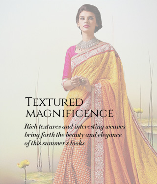 TEXTURED MAGNIFICENCE
