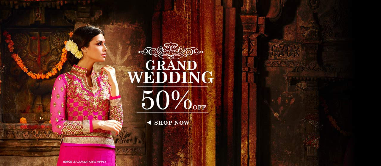 Grand Wedding Sale