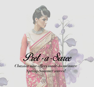 Made to Measure Spring Summer Sarees