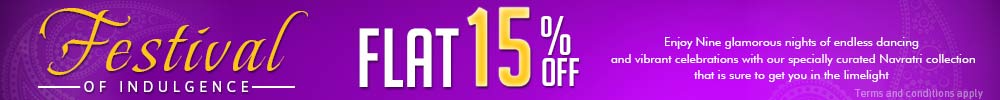 Flat 15% Off. Shop Now!