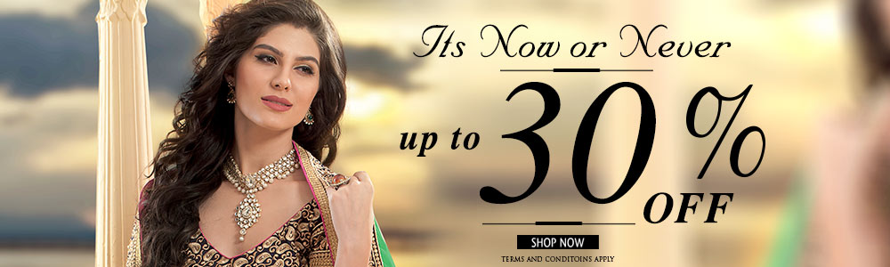 Sale Upto 30% off
