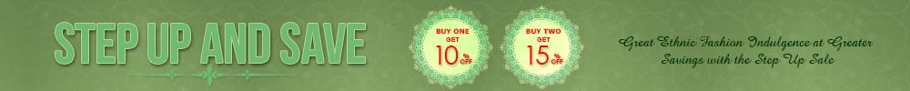 Step up sale offer. Shop now!