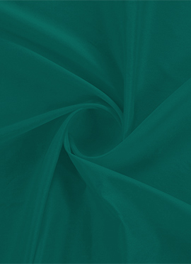 Alpine Green Taffeta Fabric