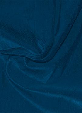 Barrier Reef Raw Silk Fabric