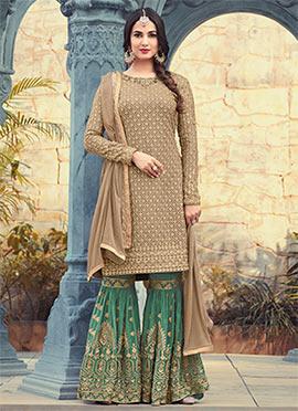 38a0604b17 Latest Punjabi Salwar Kameez And Punjabi Suits Online Cbazaar