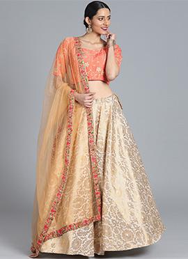 f4f036427 Lehenga: Buy Ghagra Choli Online & Latest Lehenga Design | Cbazaar