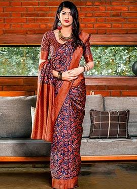 50aff7400a Eid Saree Online: Buy Latest Eid Special saree for Women | Cbazaar