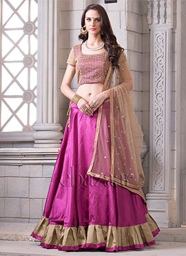 Bollywood Vogue Classic Lehenga Choli