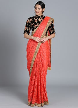 6e2f01f0a7 Wedding Saree(Sari) | Designer Wedding Sarees Collection Online
