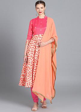 7cc28a409 Buy Anarkali Dresses Readymade Salwar Online - Shop Latest Indian ...