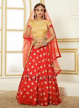 Bollywood Vogue Embellished Lehenga Choli