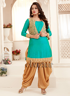 Jacket Style Dress Online | New Indian Jacket Style Dresses ...