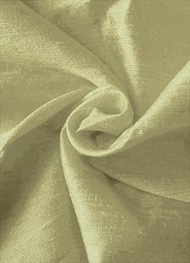 Cream Art Dupion Silk Fabric