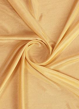 Cream Art Silk Fabric