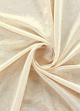 Cream Cotton Fabric