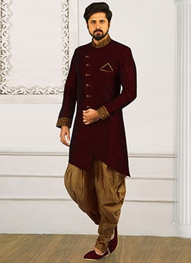 890257fbe6d53 Sherwani: Buy Latest Men Sherwani Online at Best Price | Cbazaar