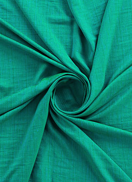 Fern Green Crepe Fabric