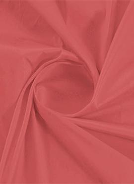 Fusion Coral Taffeta Fabric