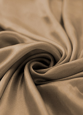 Gold Shimmer Georgette Fabric