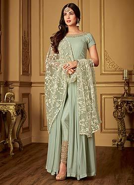 d02b5dd85 Buy Indian Latest Designer Anarkali Salwar Suits Online- Cbazaar