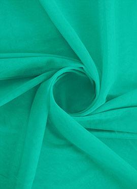 Mint Leaf Net Fabric