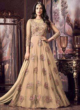 5a2005e01 Buy Anarkali Frock Salwar Kameez Online - Shop Latest Indian ...