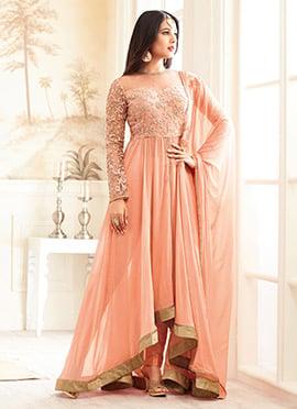 805fefc16aaea Buy Indian Latest Designer Anarkali Salwar Suits Online- Cbazaar